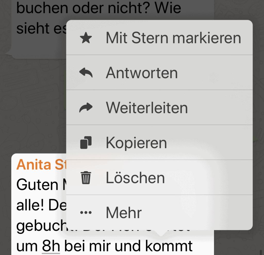 Empfangen trotzdem chat nachrichten whatsapp archiviert So funktioniert