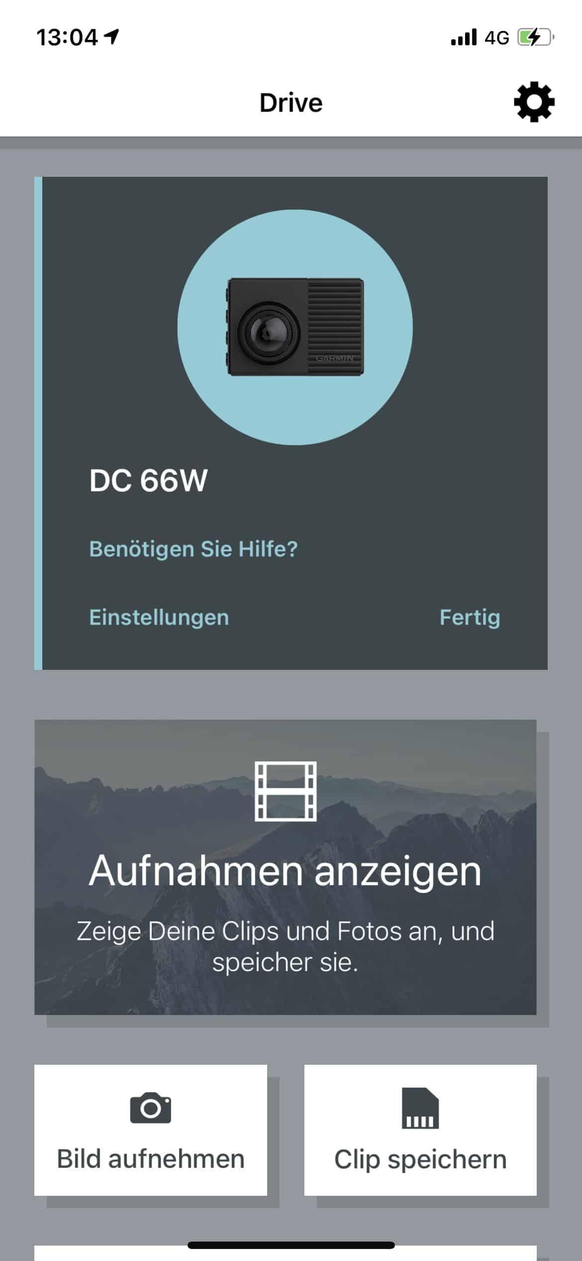 Dashcam Aufnahmen auslesen