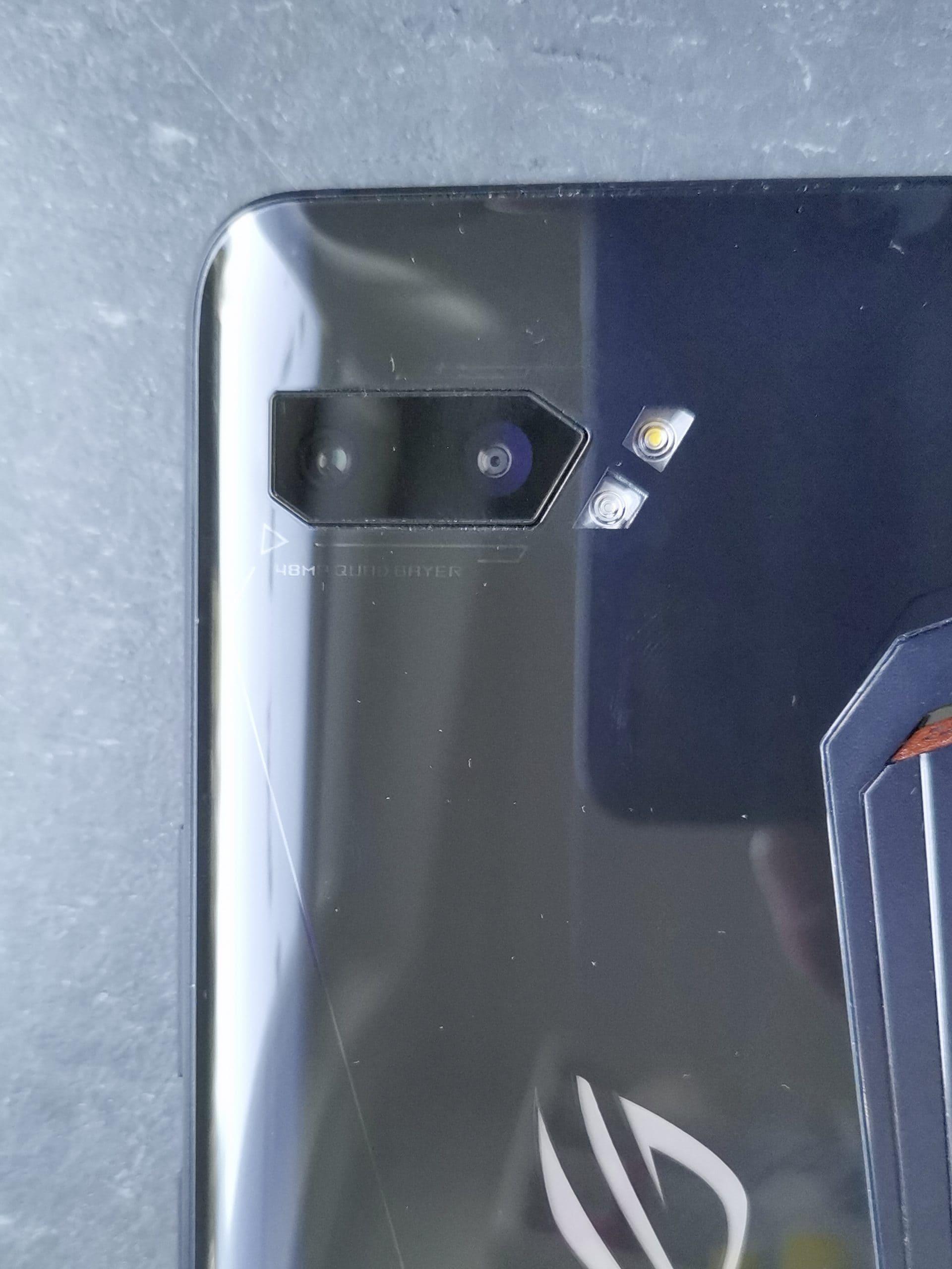 Asus ROG Phone Kamera hinten