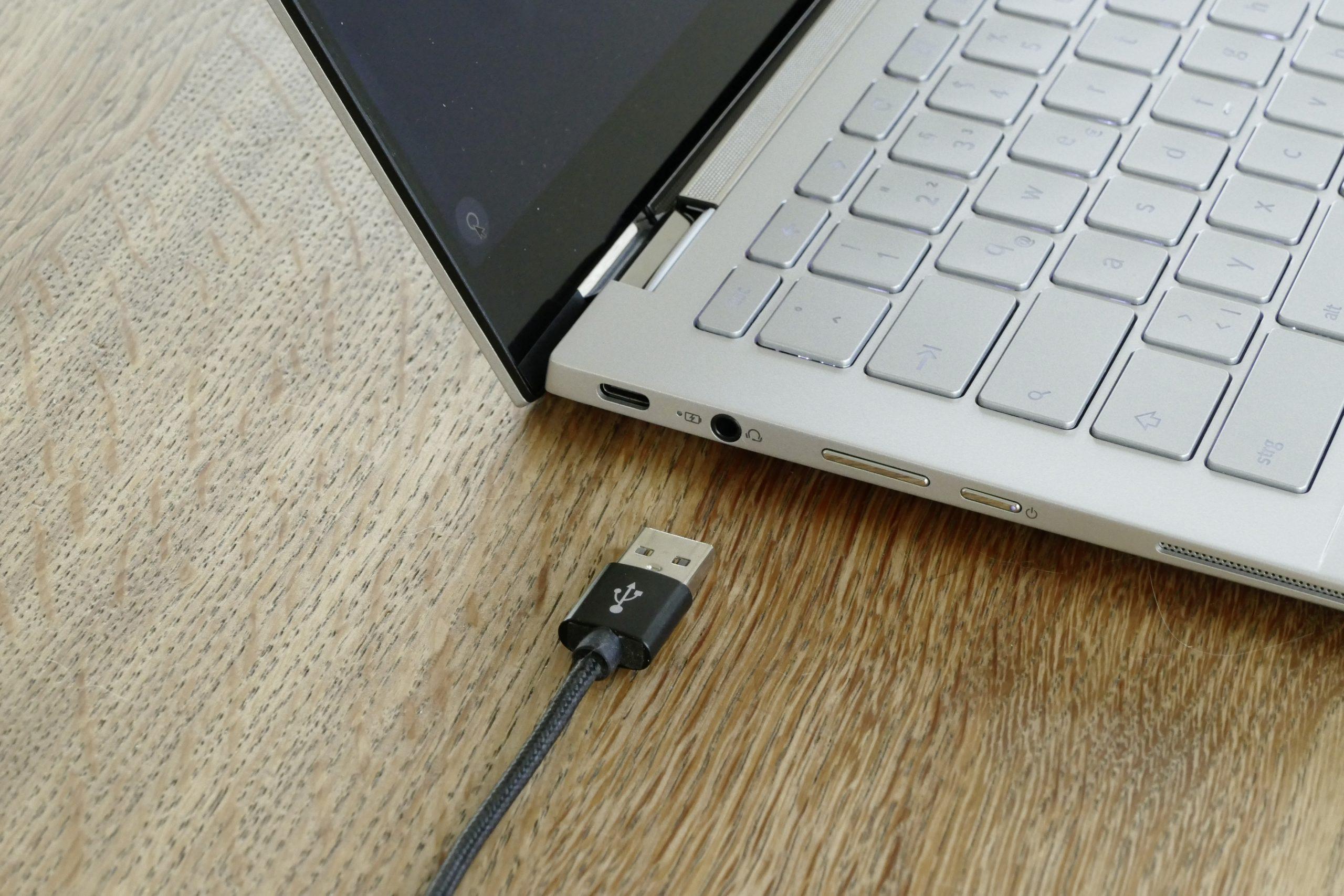 Asus Chromebook USB Kabel