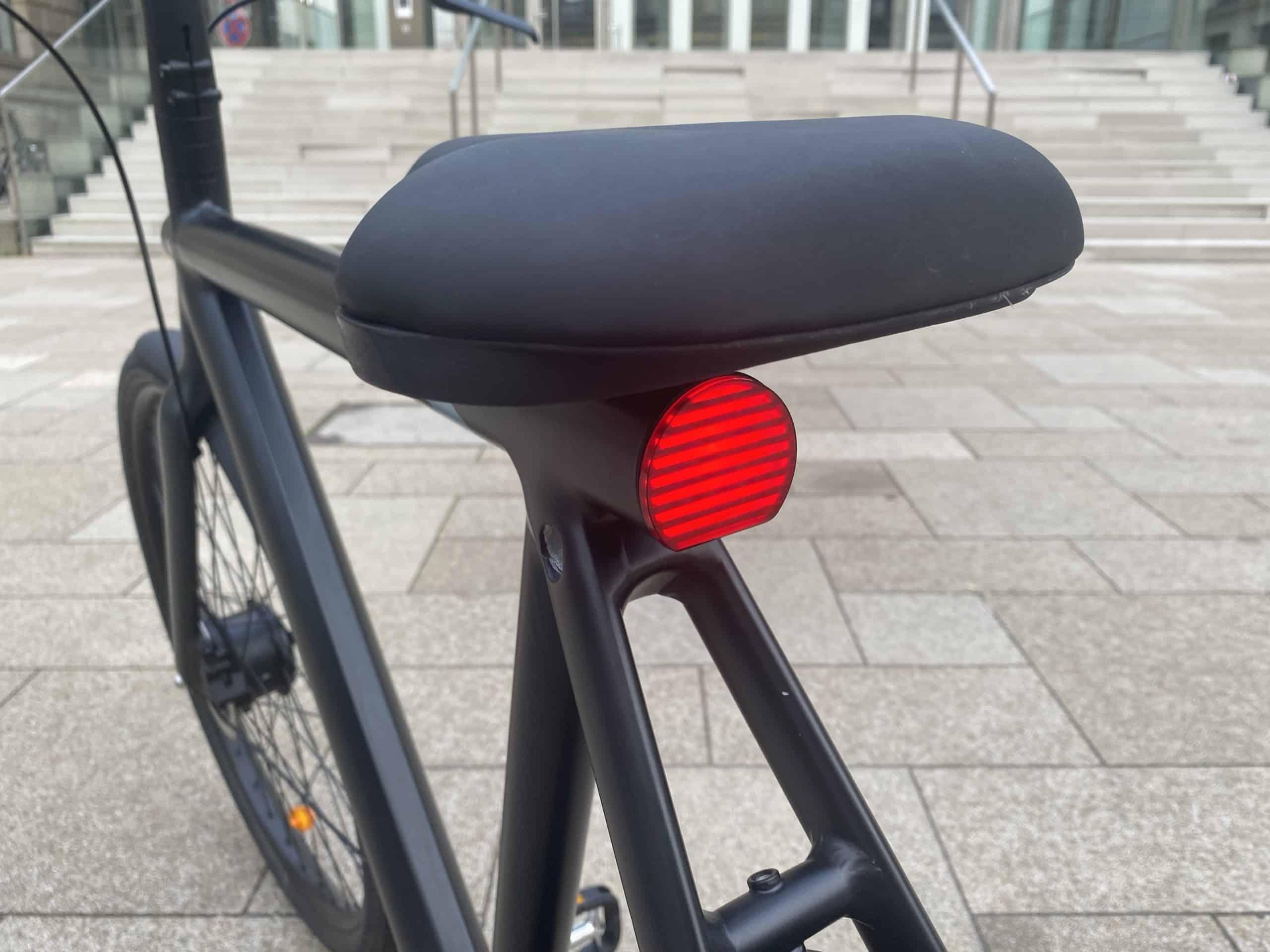 Hinterlicht am E-Bike VanMoof S3