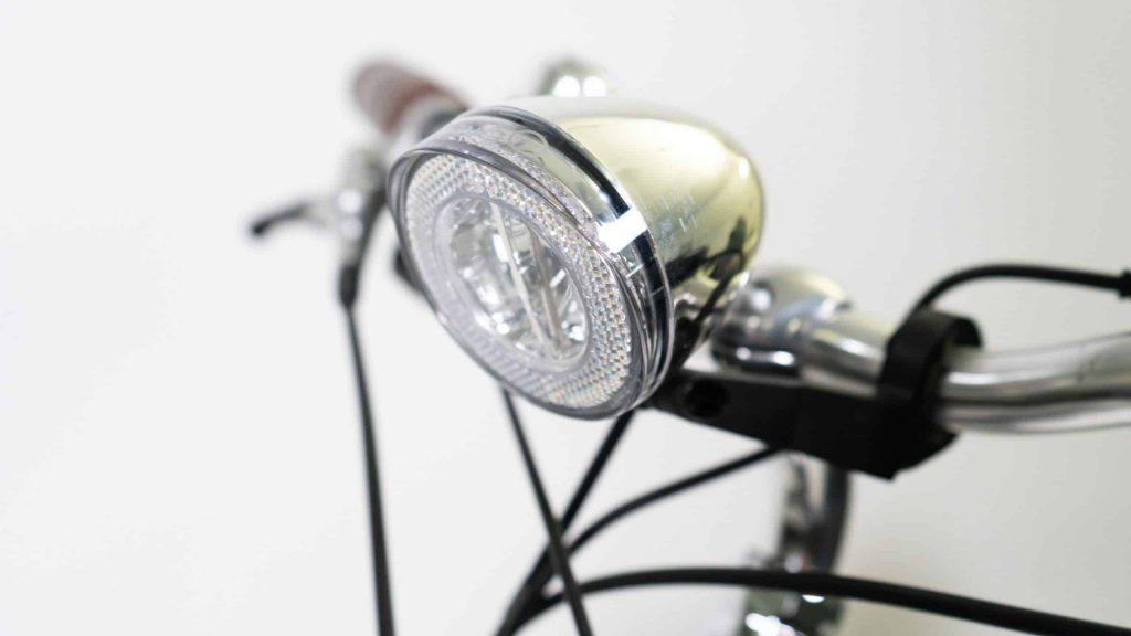 Beleuchtung: Für eine Straßenzulassung müssen die