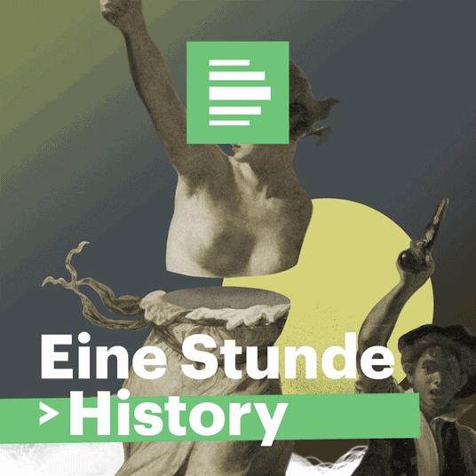 Cover Eine Stunde History Podcast