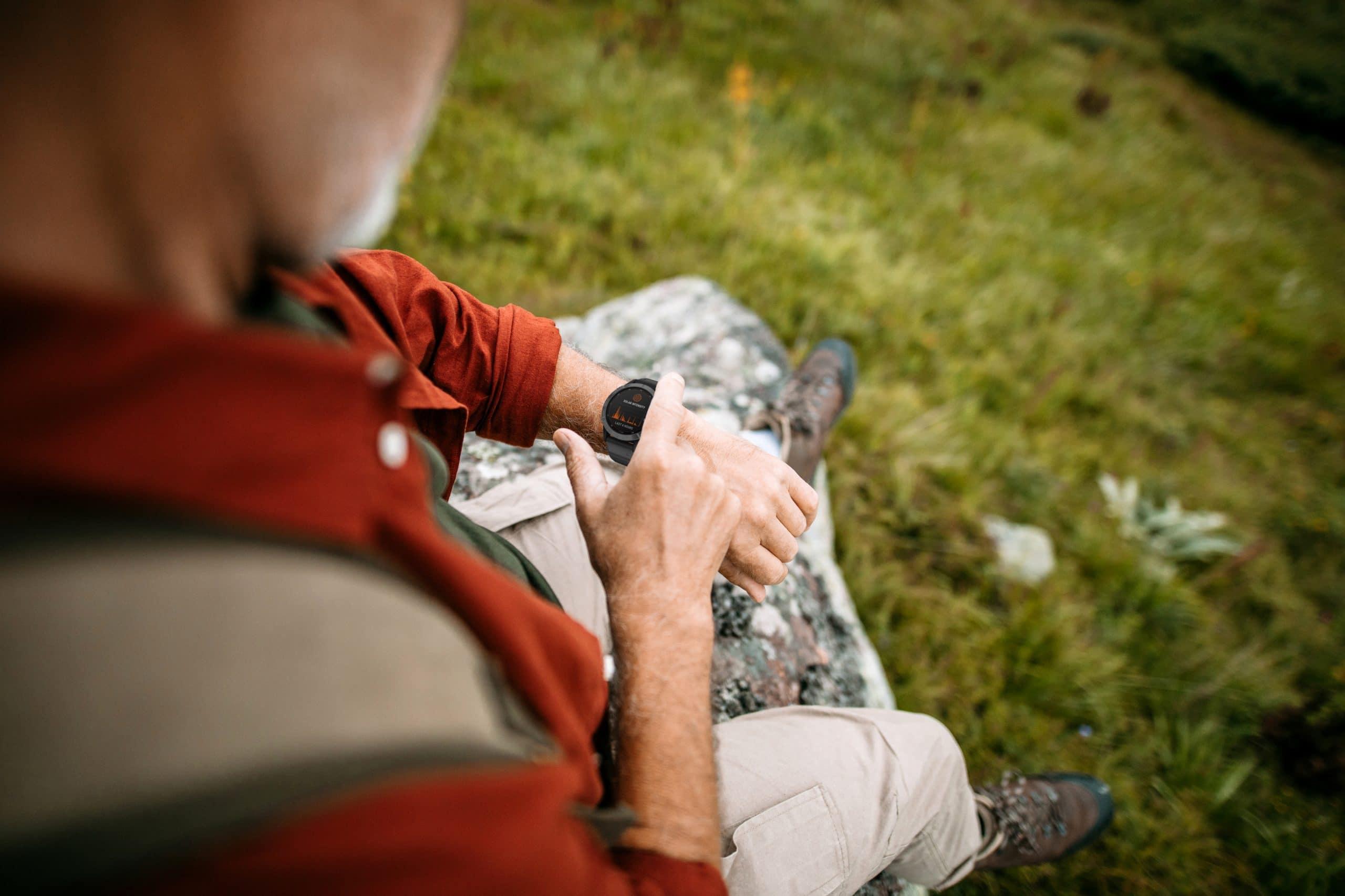 Smartwatch im Test Wandern
