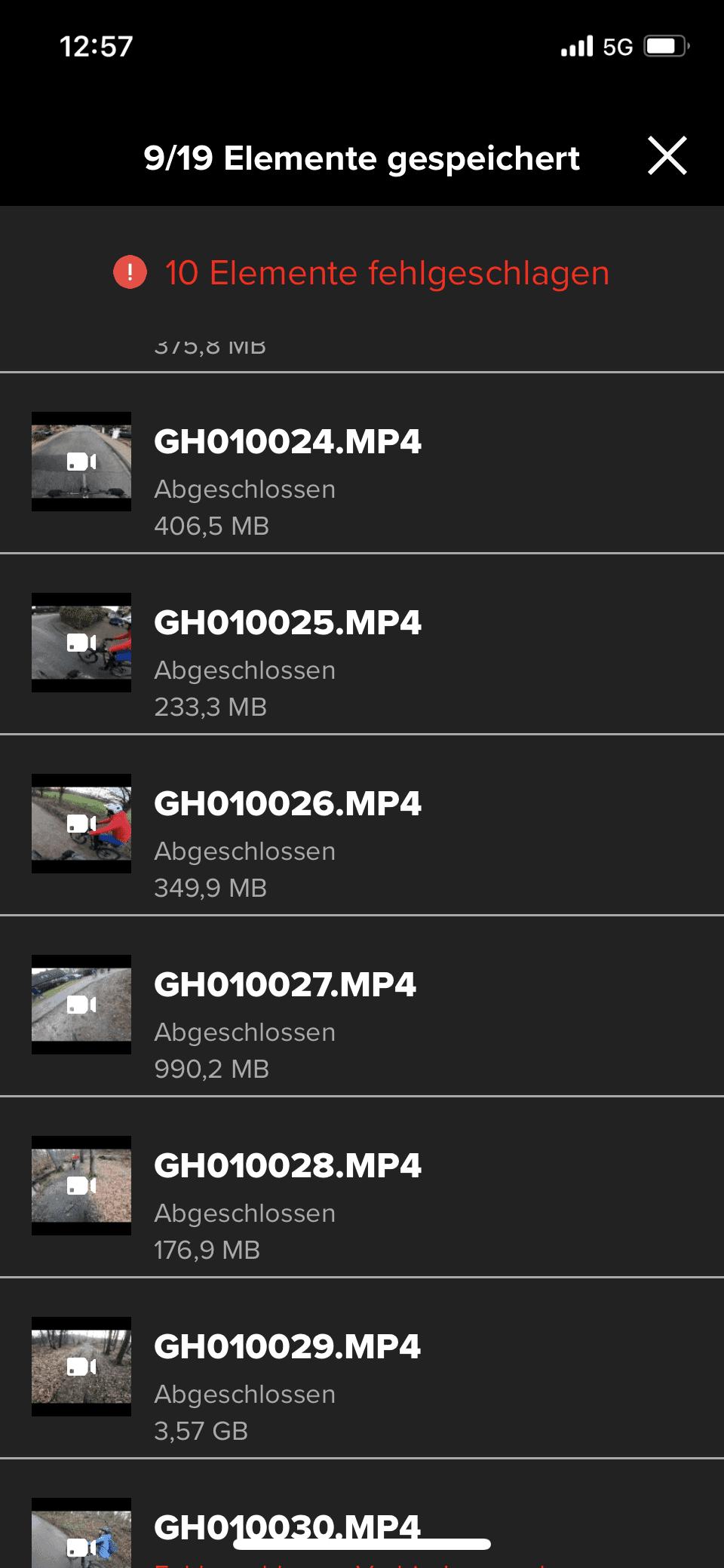 GoPro HERO9 App