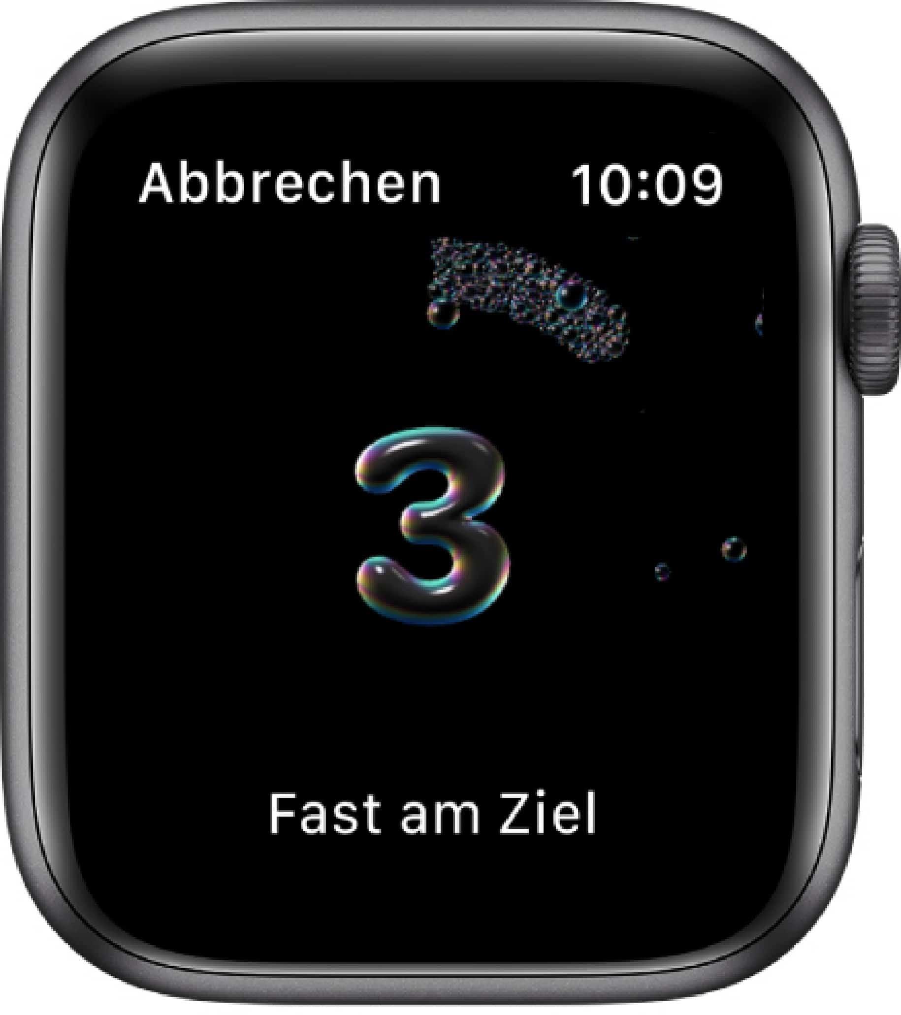 Apple Watch Händewaschen