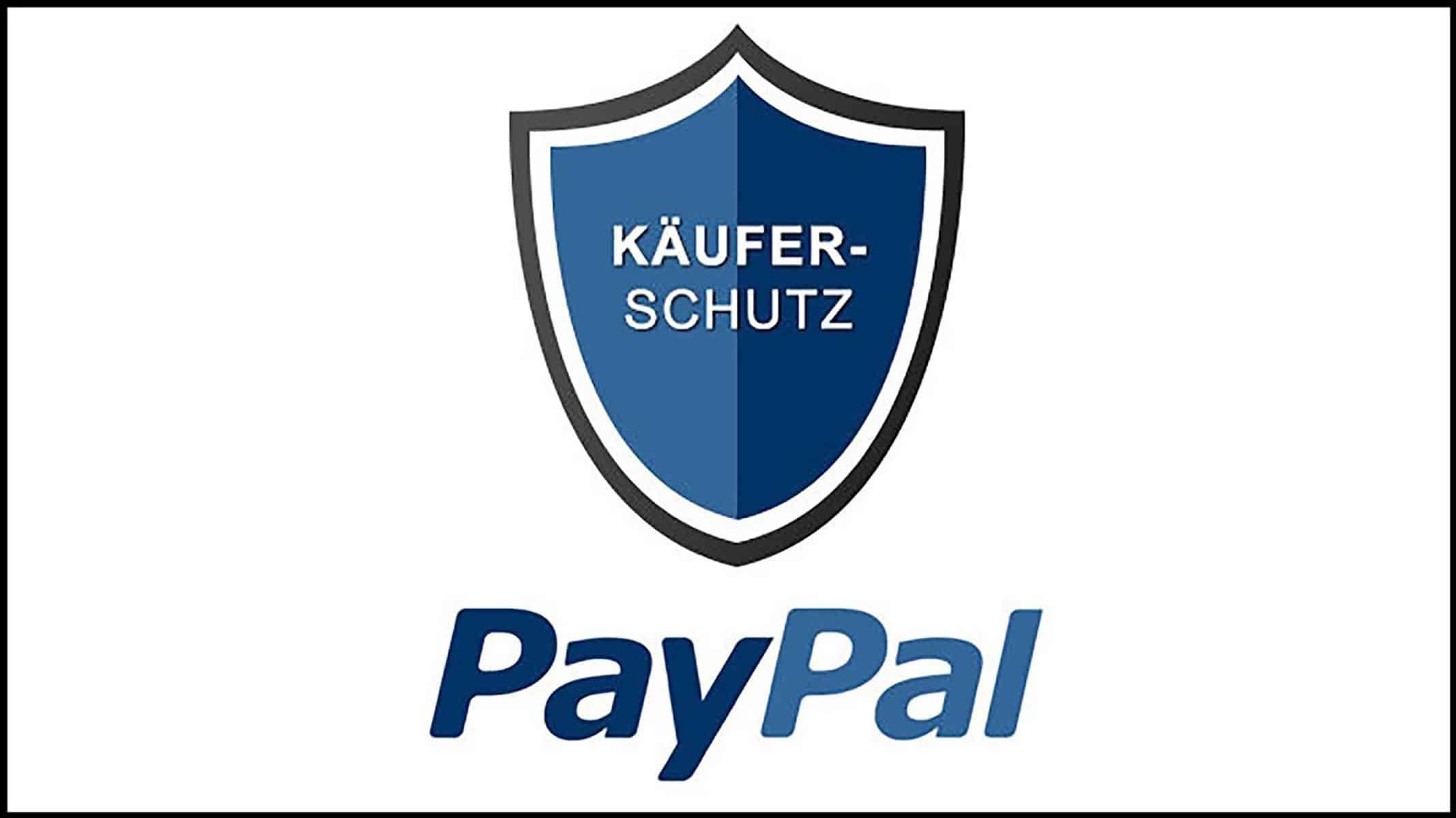 Käuferschutz mit PayPal