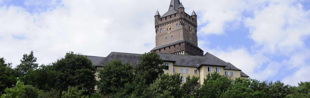 Kleve Schwanenburg