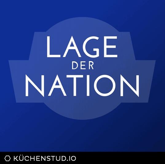 Cover Lage der Nation Podcast