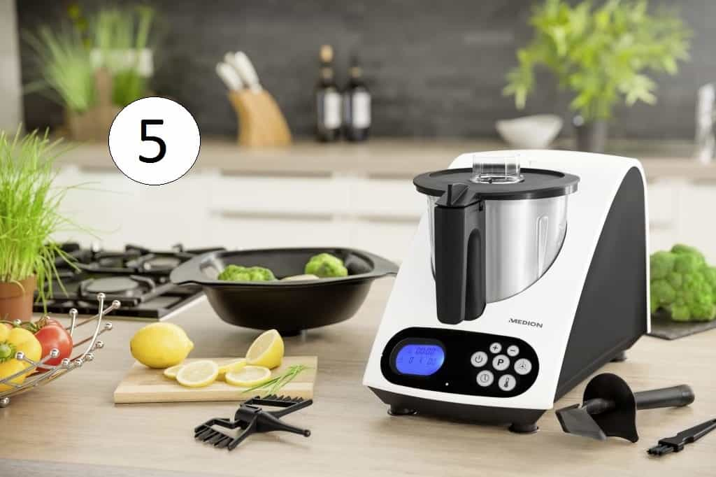 Medion Thermomix in Küche