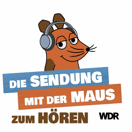 Cover Sendung mit der Maus Podcast