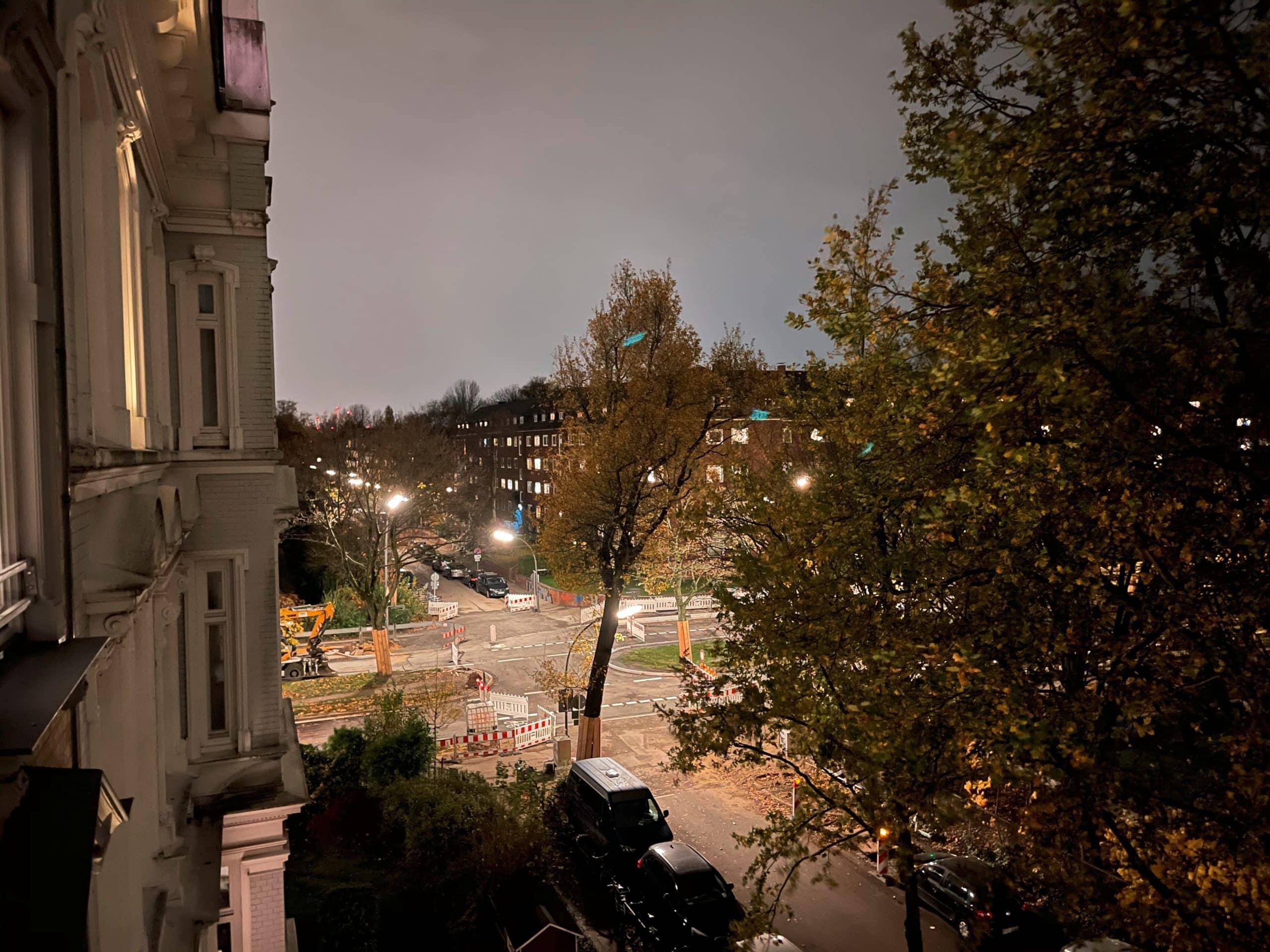 iPhone 12 Nachtaufnahme