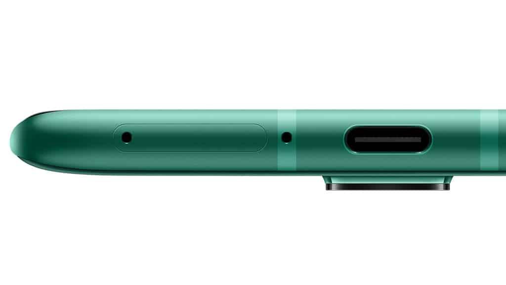 OnePlus 8 Pro seitlich