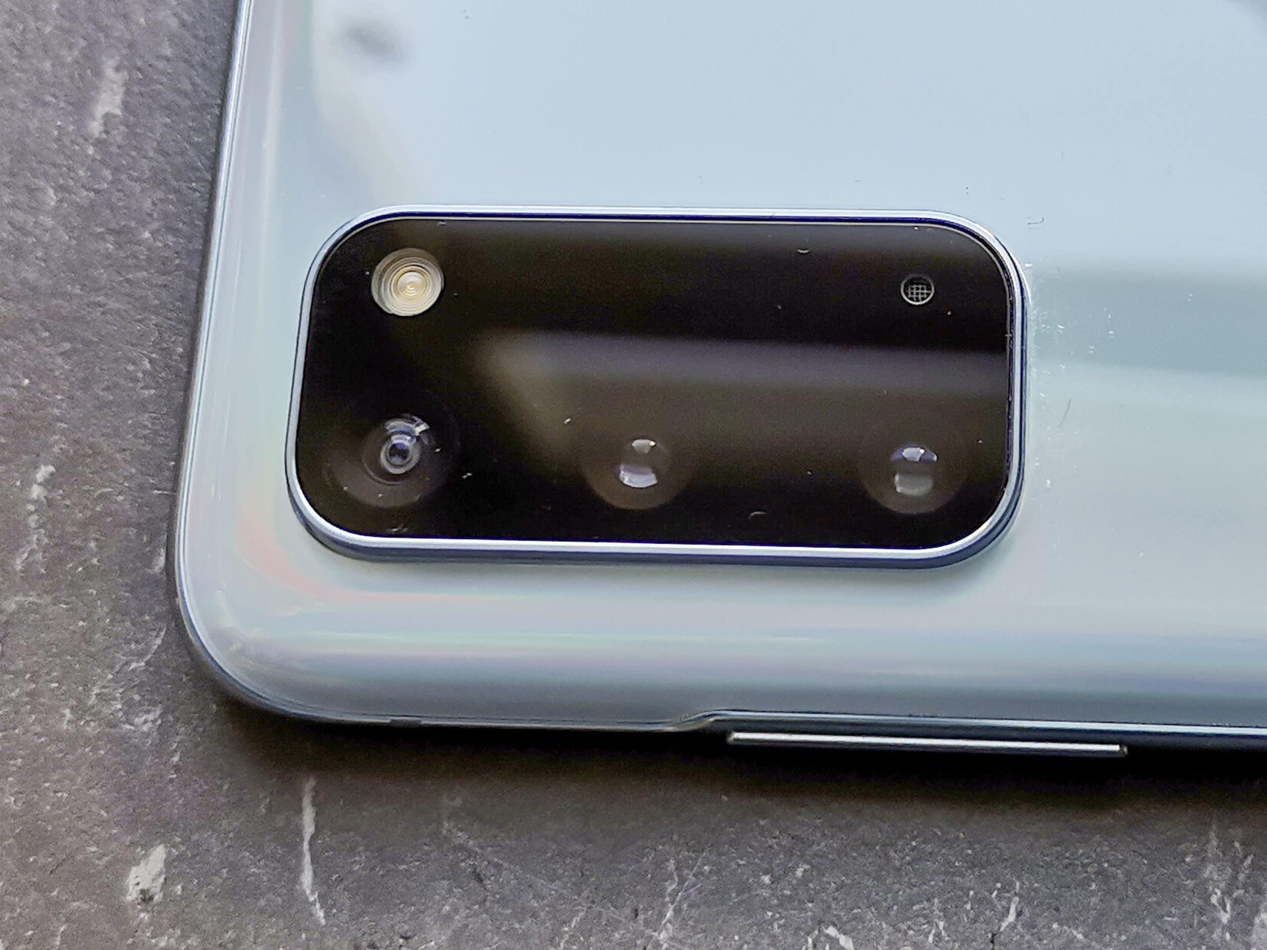 Samsung Galaxy S20 Kamera
