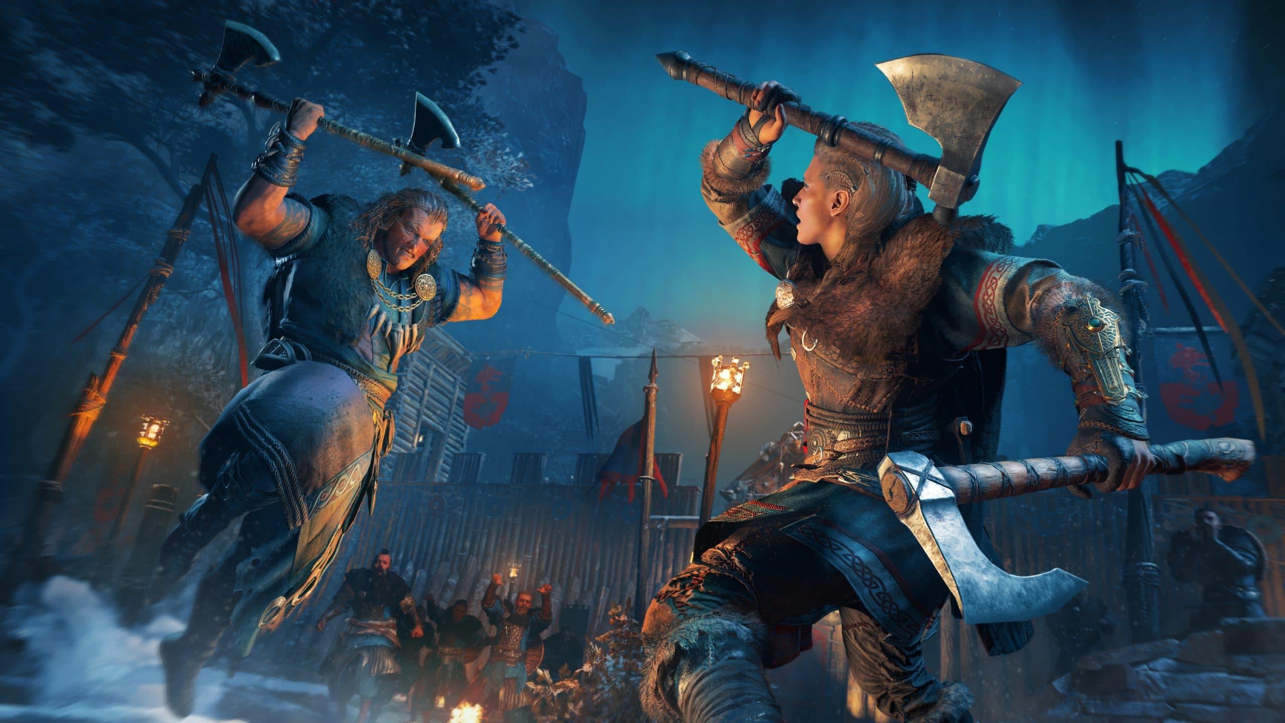 Assasin's Creed Valhalla Screenshot