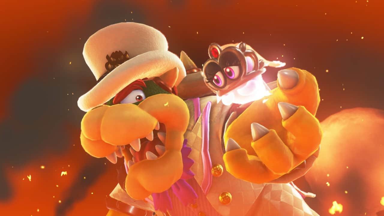 Nintendo Switch Pro mit besserer Grafik für Super Mario?