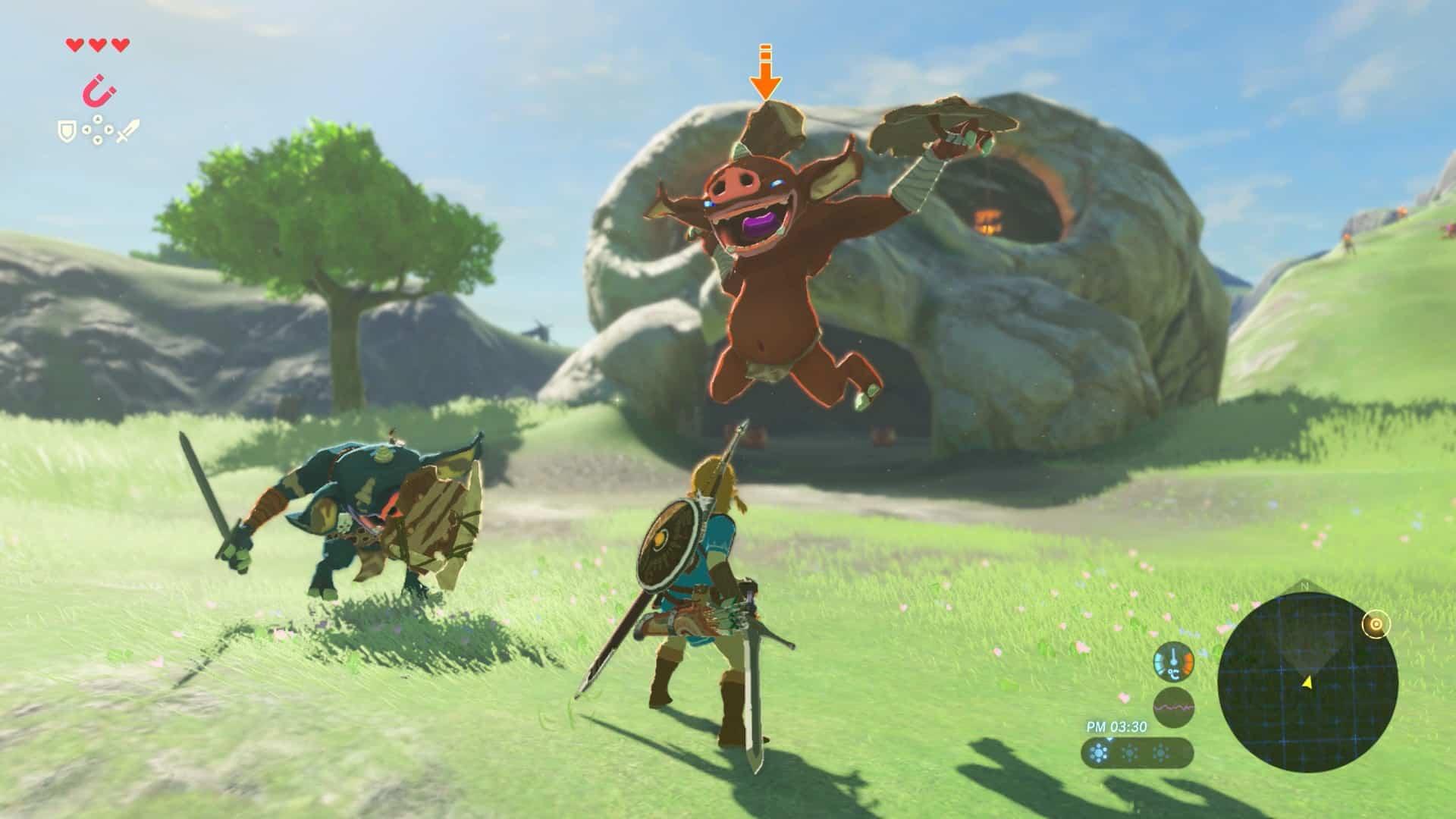 Nintendo Switch Pro zum Zelda-Start