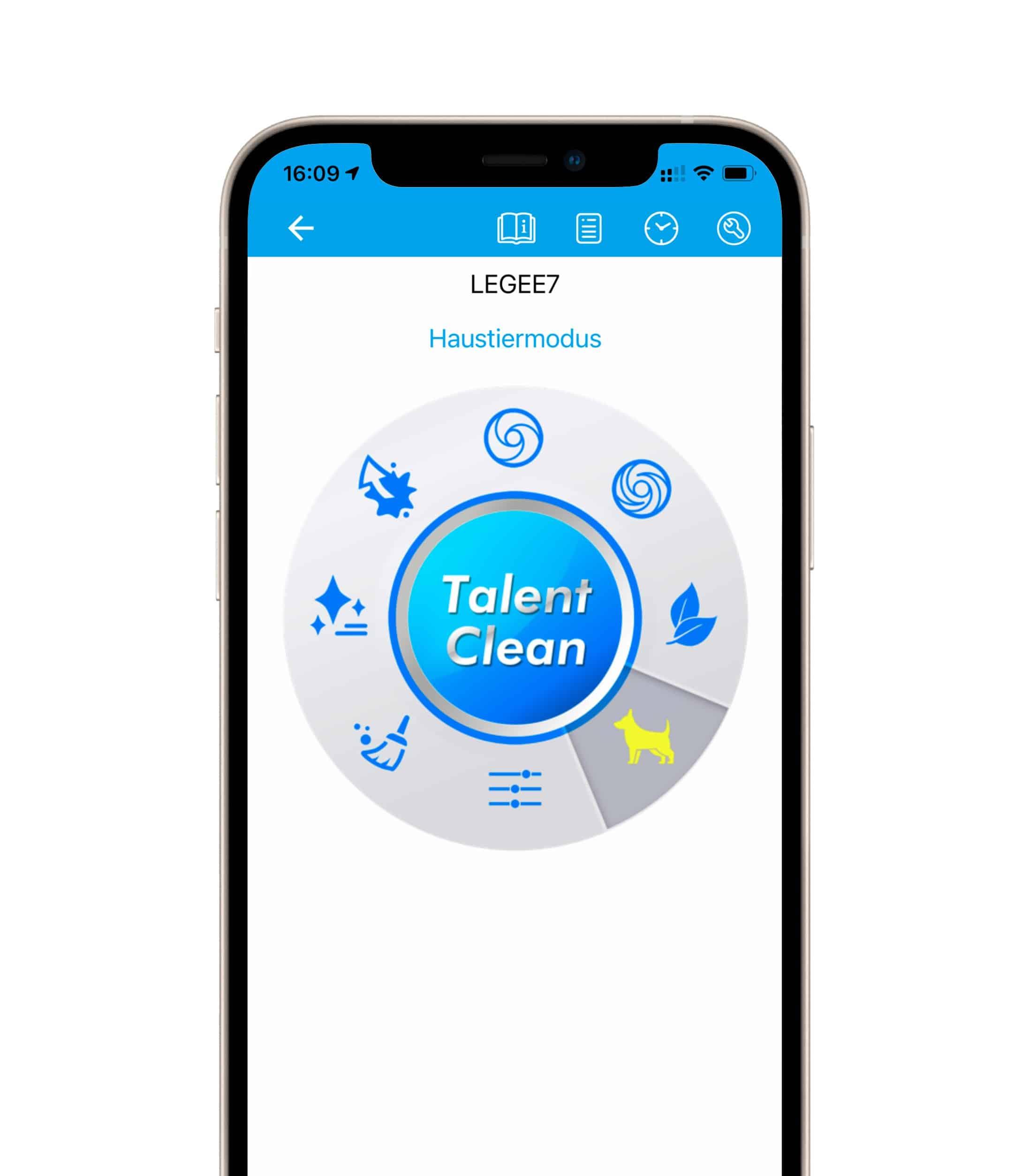 Sichler App für Pearl