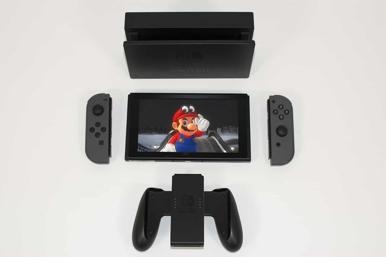 Nintendo Switch komplett