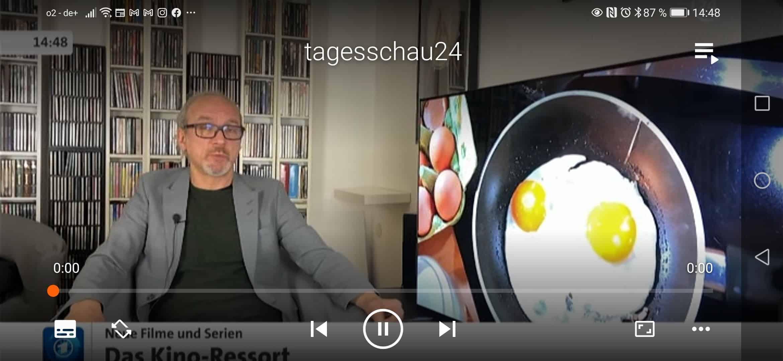 Fritzbox 6660 auf Handy fernsehen
