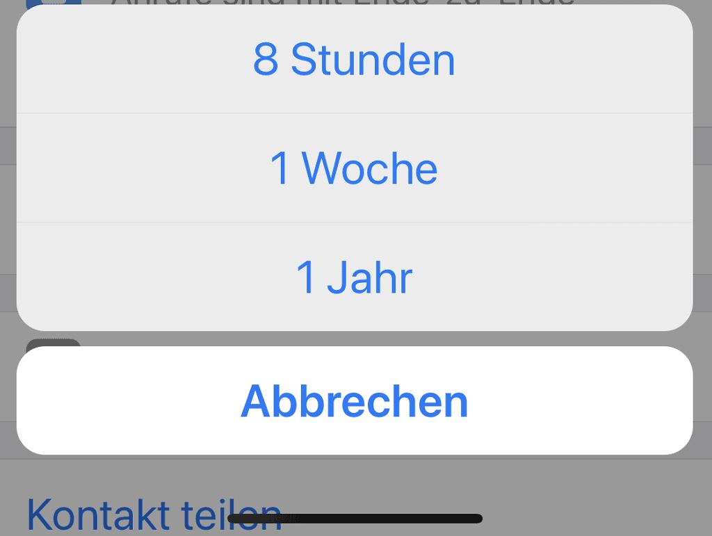 Apple iPhone Screenshot