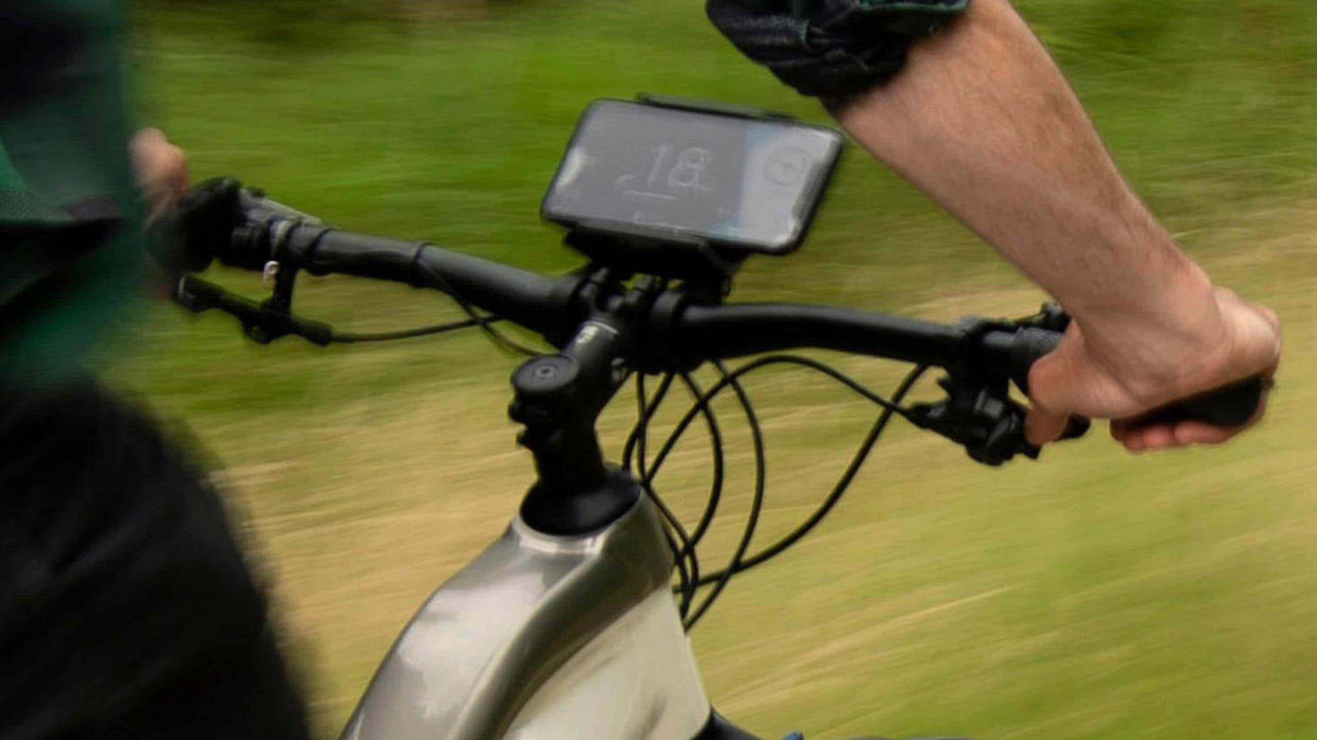 Smartphone ins Trek E-Bike integrieren