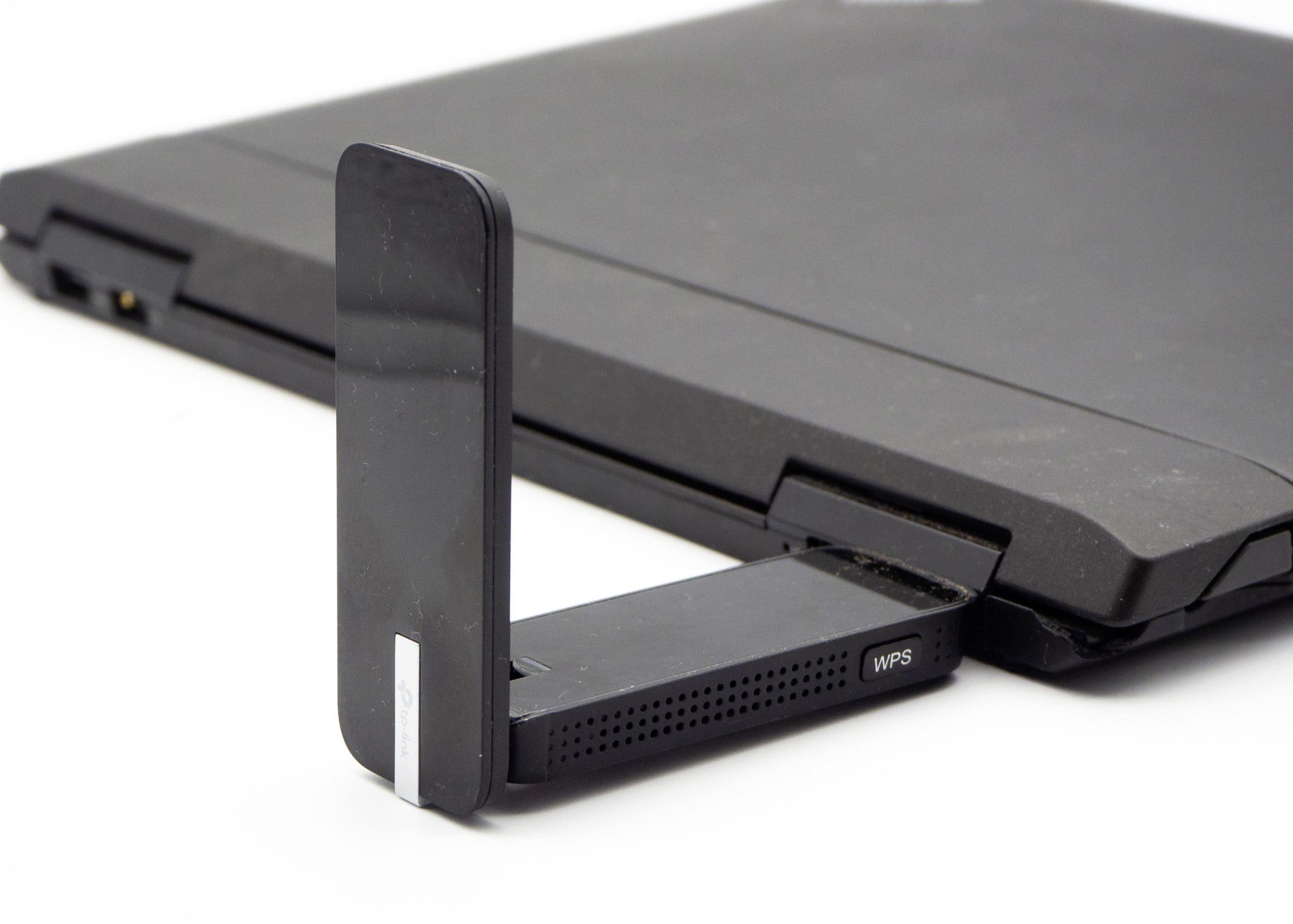WLAN-Router mit USB-Stick nachrüsten