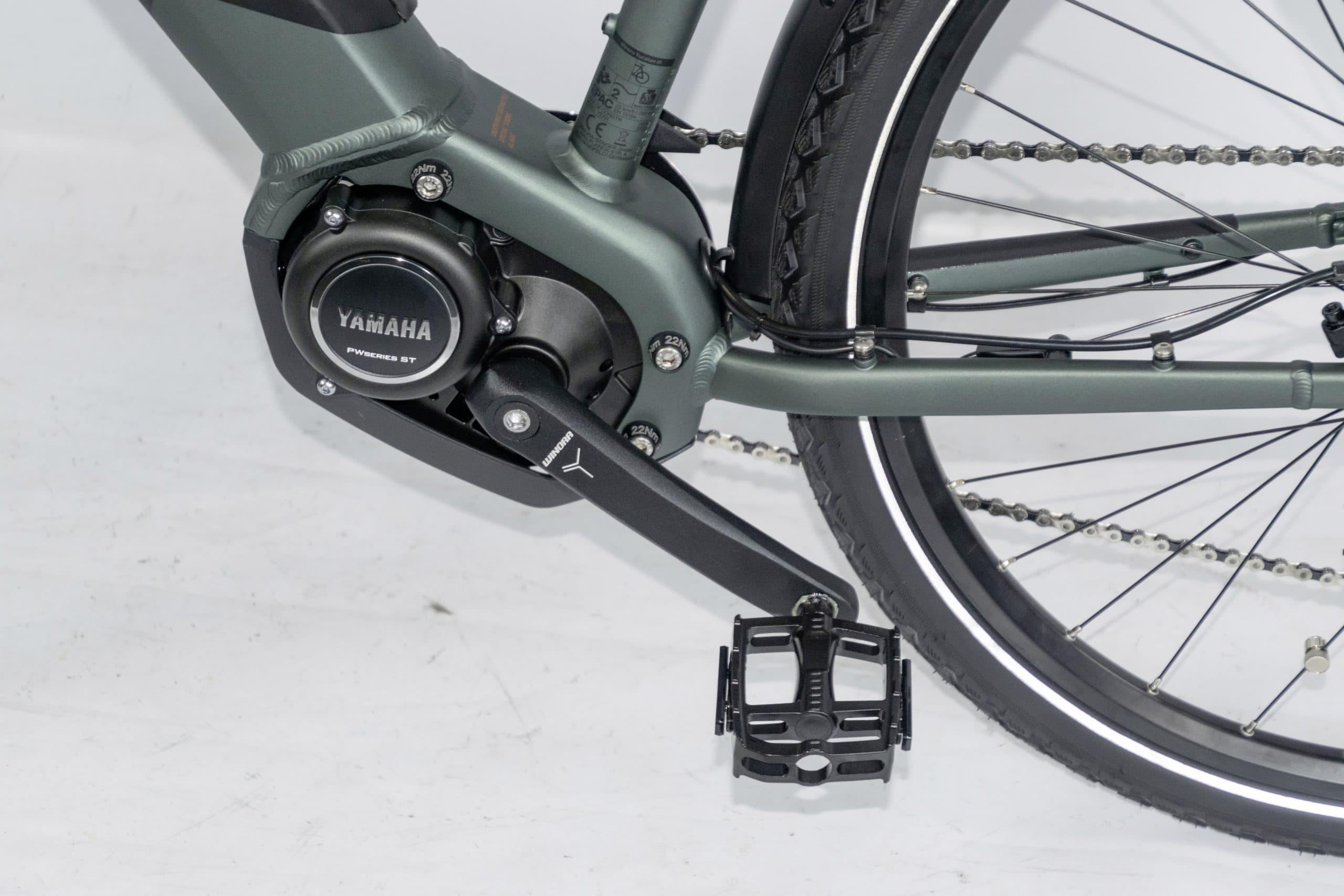 Winora Yucatan E-Bike Pedale