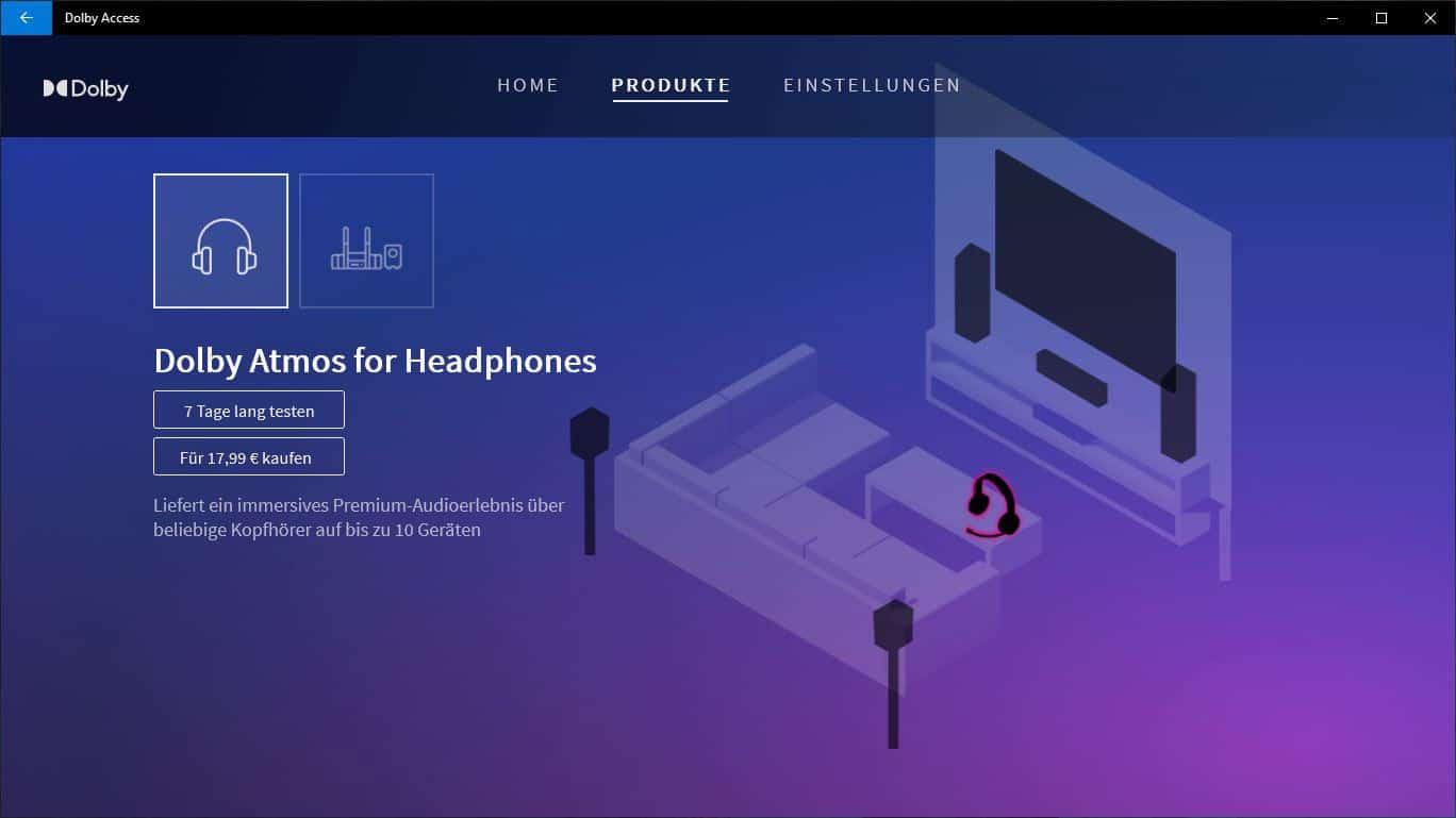 Xbox Headset Dolby Atmos