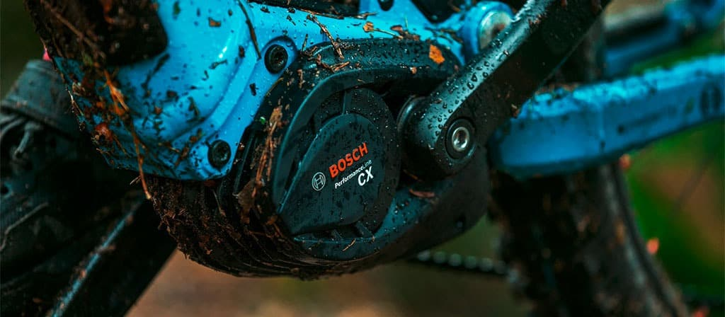 Bosch E-Bike -eMTB-PerformanceLineCX