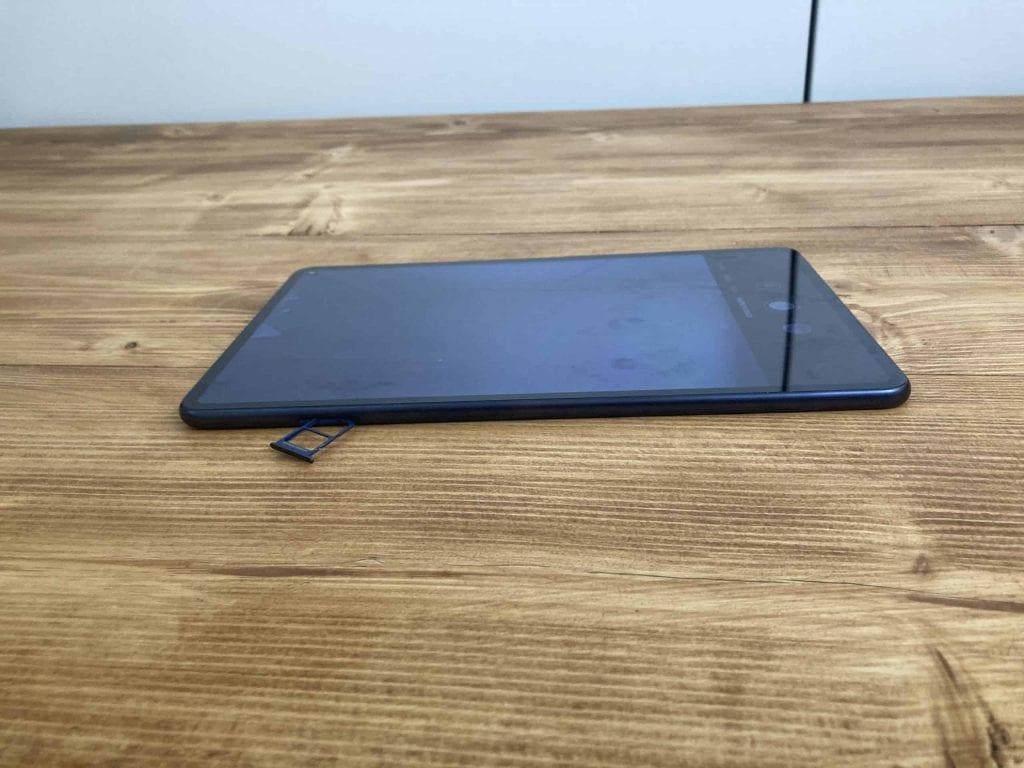 Der Speicher des Huawei MatePad Pro kann bis zu 1TB erweitert werden. (Bild: IMTEST)