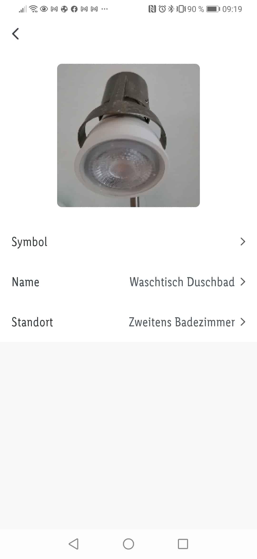 Lidl Smarthome System App individualisierbar