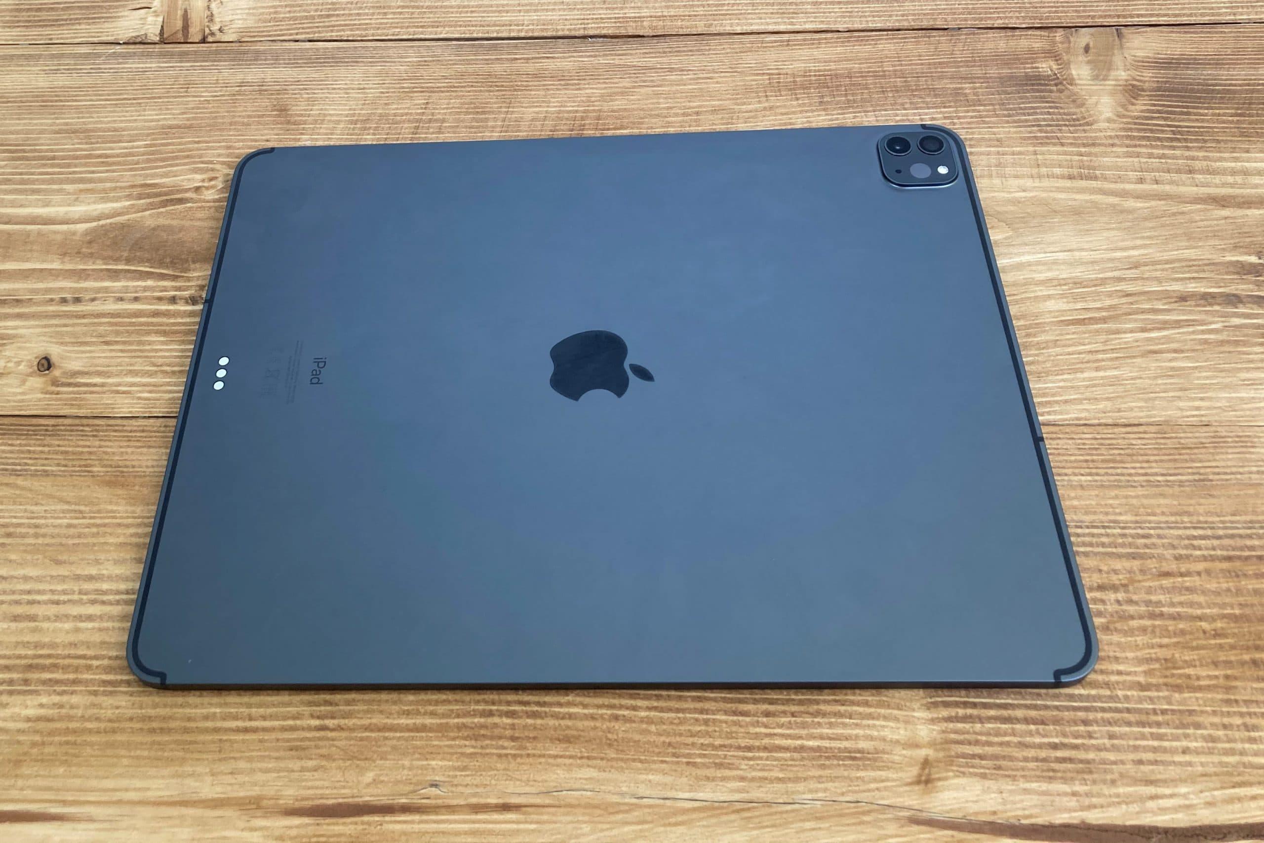 iPad Pro 2020 Rückseite