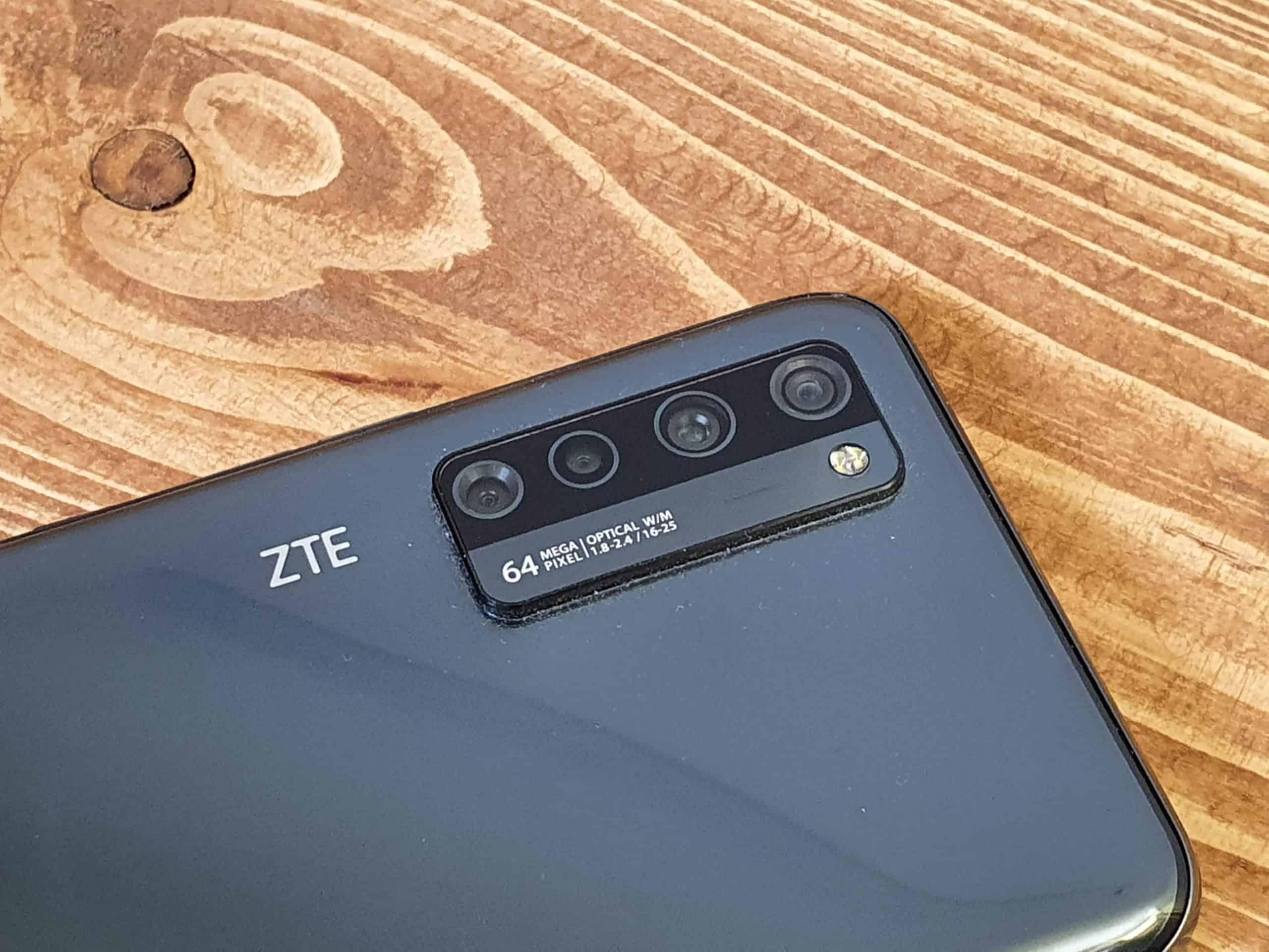 ZTE Axon 20 LTE Kameras
