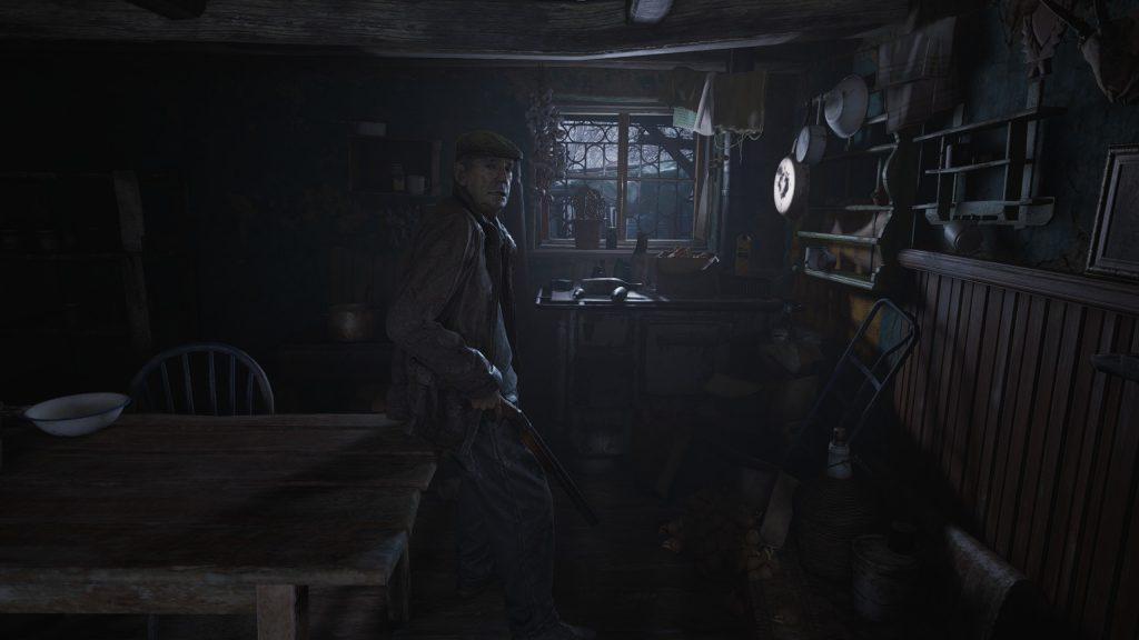 Resident Evil Village Einwohner