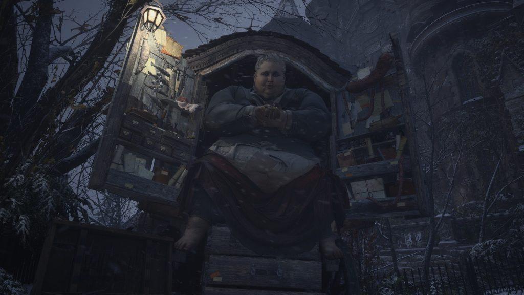 Resident Evil Village Duke