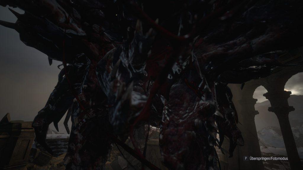 Resident Evil Village Werwolf