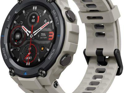 T-Rex Pro-Smartwatch von Amazfit im Test