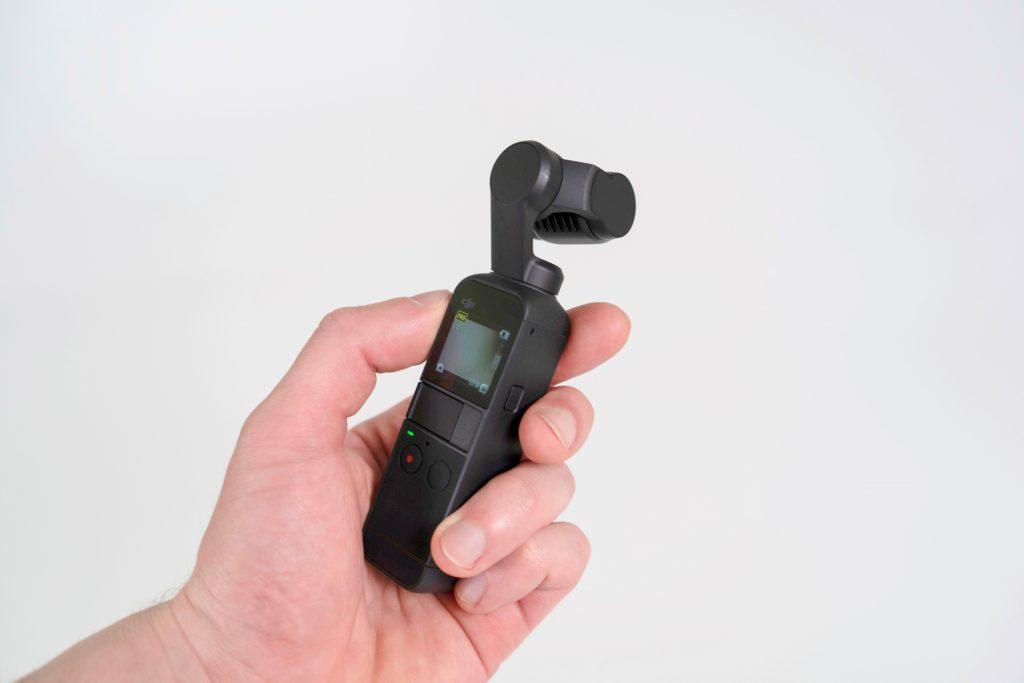 Gimbal der DJI Pocket Cam