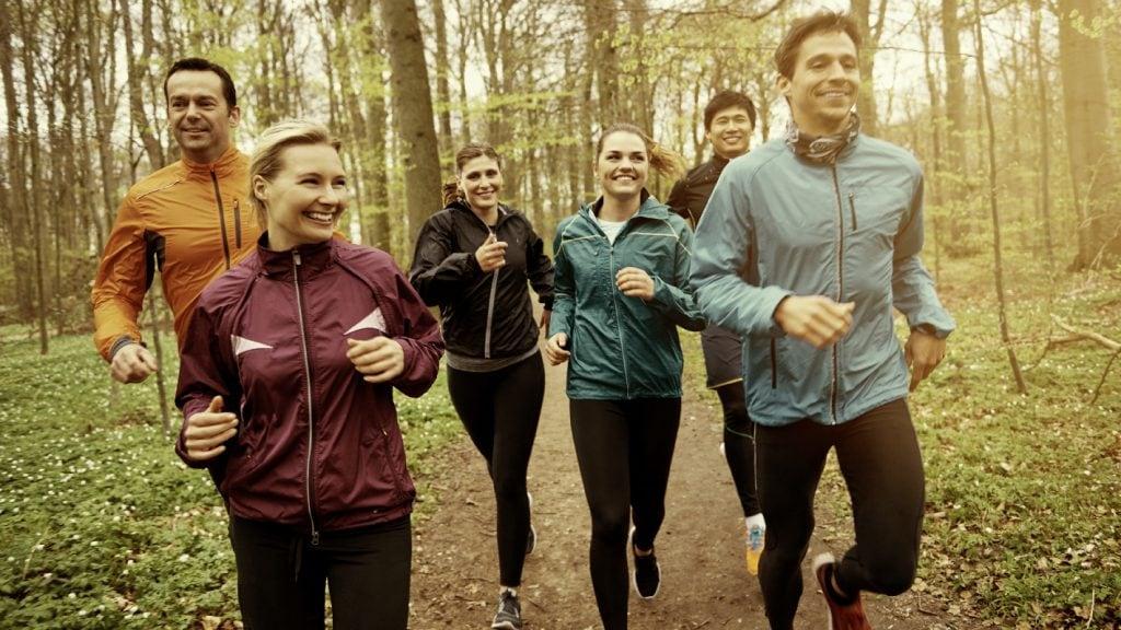 Lauftipps: Motivation durch Lauftreff