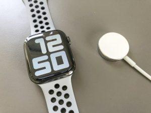 Akkulauzeit der Apple Watch