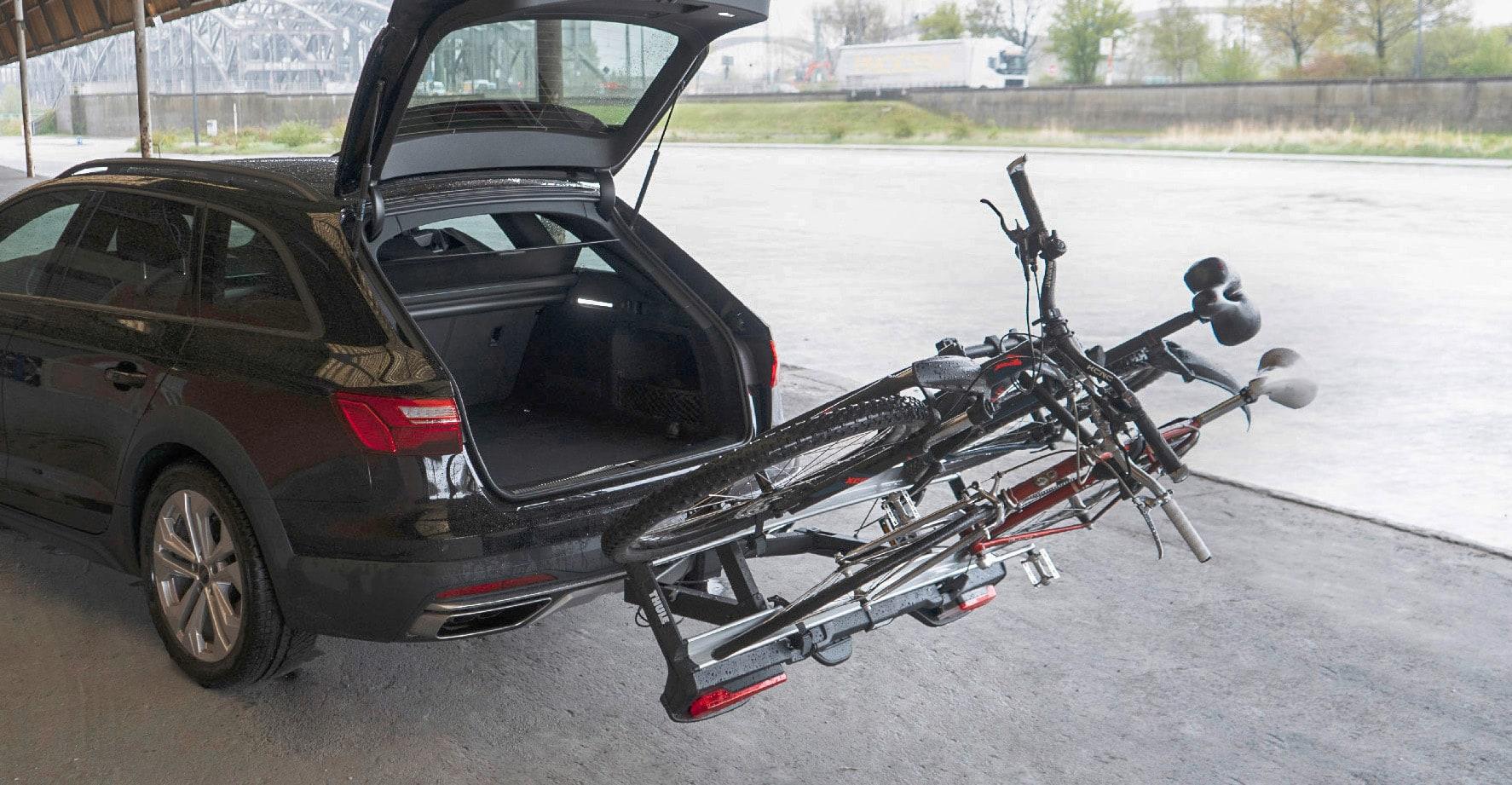 Fahrradträger zum umklappen