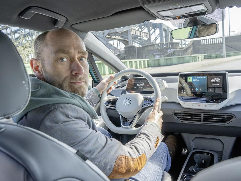 VW ID.3 Meinung des Testfahrers