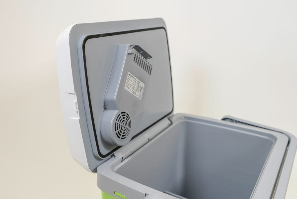 Kühlbox von Severin mit Deckel