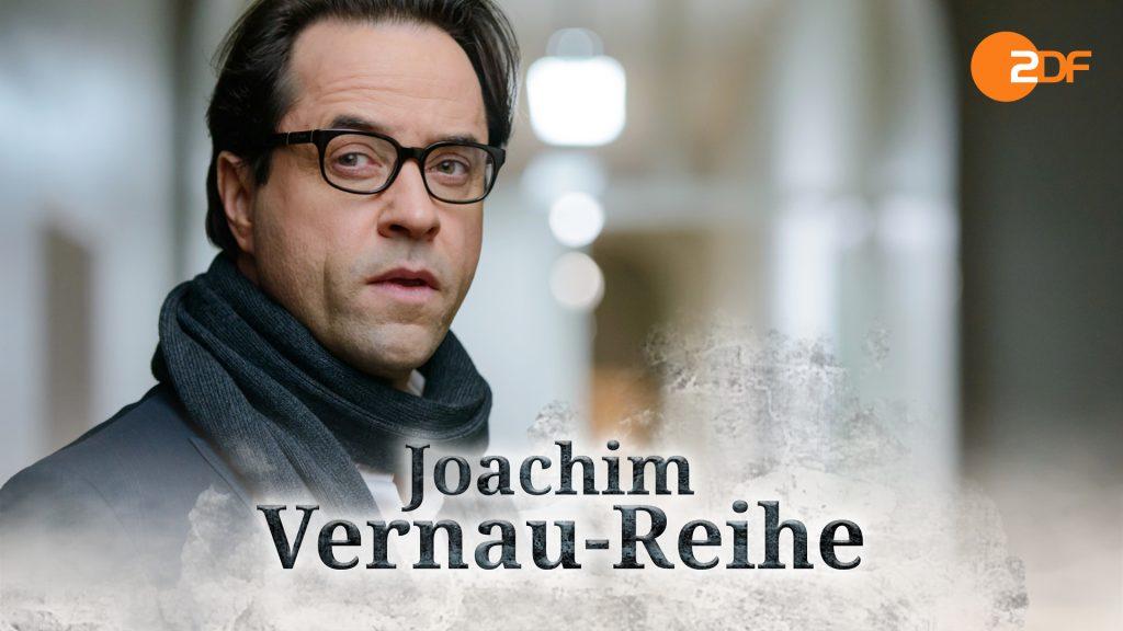 Joachim Vernau bei Krimirausch