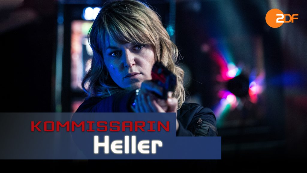 Kommissarin Heller bei Krimirausch