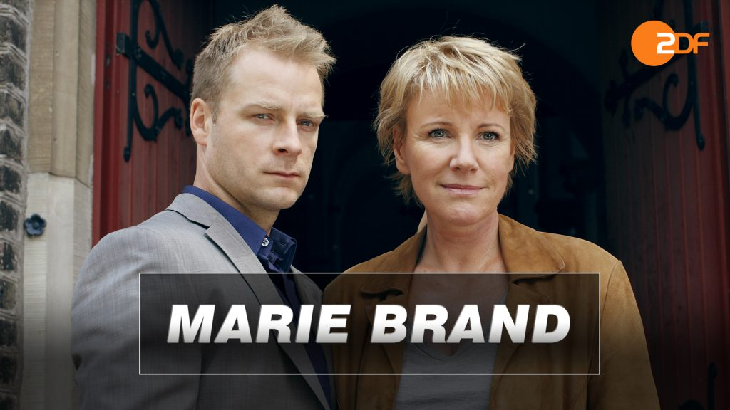 Marie Brand bei Krimirausch
