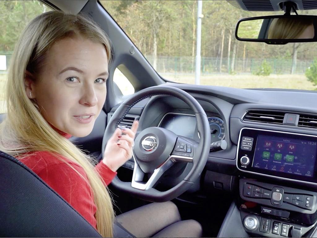 Nissan Leaf: Meinung_Nina