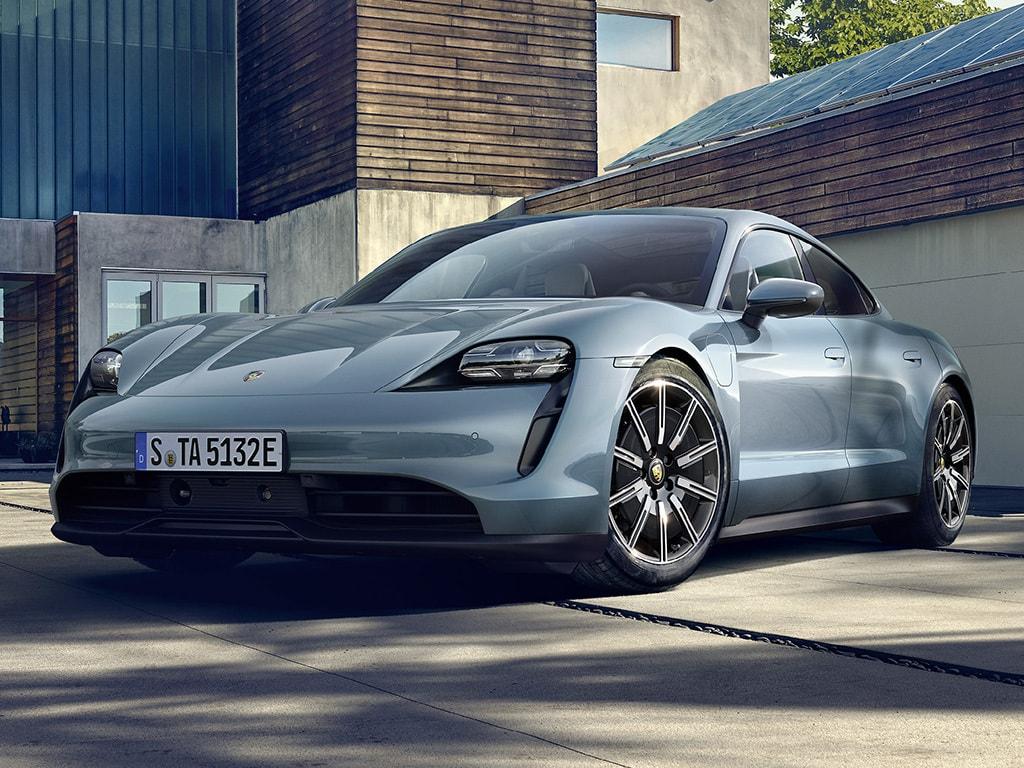 E-Auto Porsche