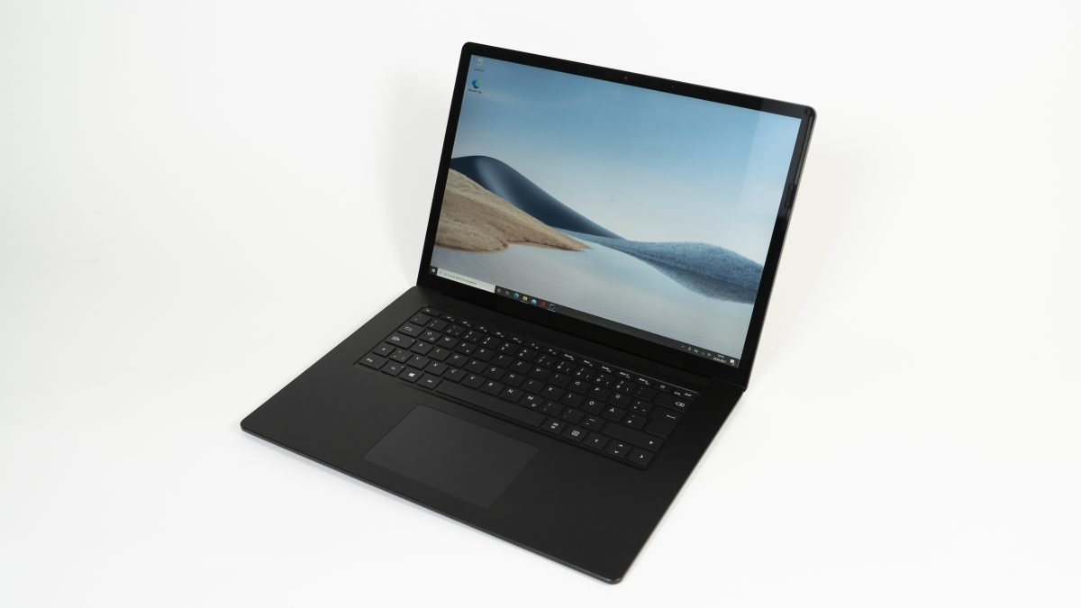 Surface Laptop im Test